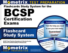 Bcsp Flashcards With Bcsp Practice Questions