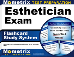 Esthetician Exam Flashcards