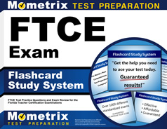 FTCE Middle Grades Flashcards Study System