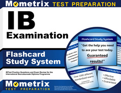 IB Flashcards [with IB Practice Questions]