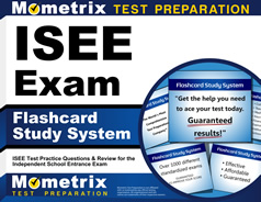 ISEE Lower Level Flashcards