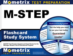 Best M-STEP Assessments Flashcards with M-STEP Practice Questions