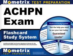 CHPN Flashcards [with CHPN Practice Questions]